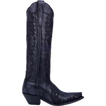 HALLIE LEATHER BOOT