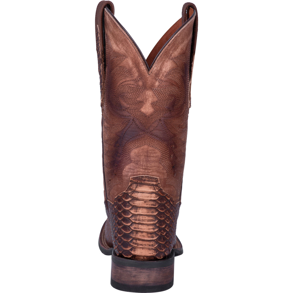KA LEATHER BOOT 12134314475562