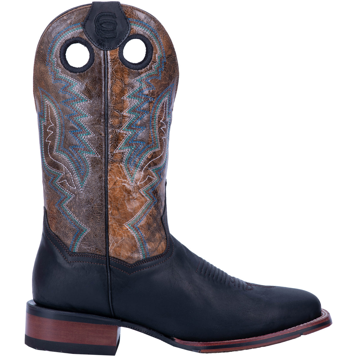 DEUCE LEATHER BOOT