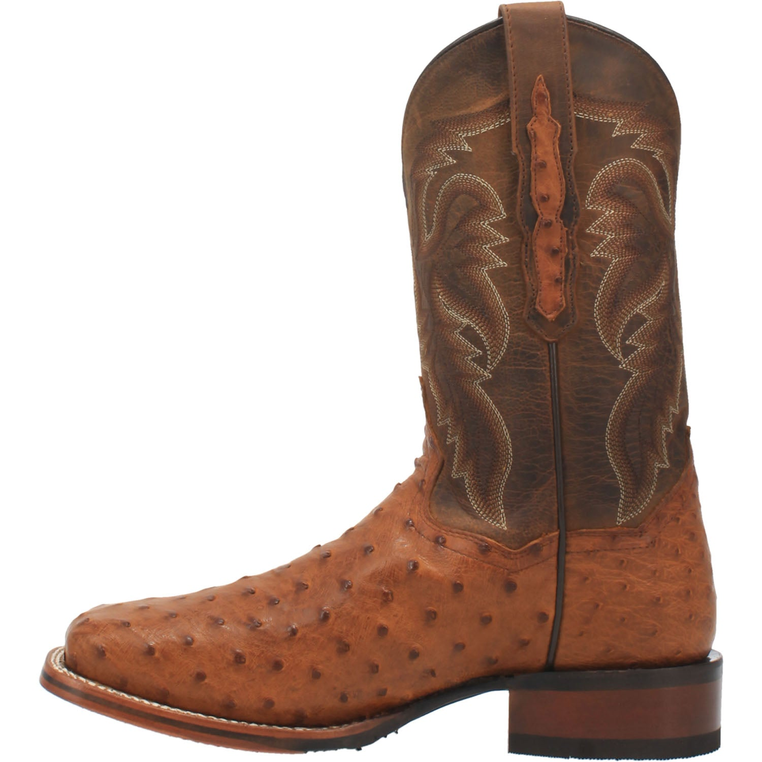 ALAMOSA FULL QUILL OSTRICH BOOT 15677888692266
