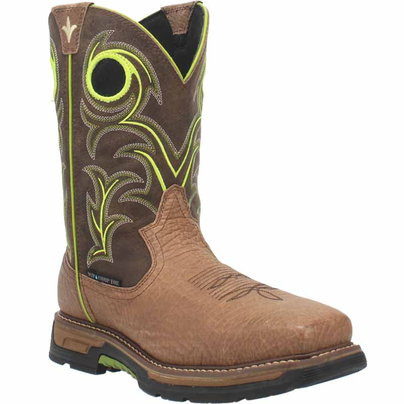 STORMS EYE WATERPROOF COMPOSITE TOE EH - Dan Post Boots