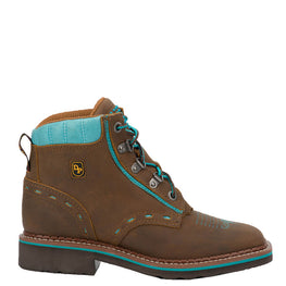 JANESVILLE LEATHER BOOT - Dan Post Boots