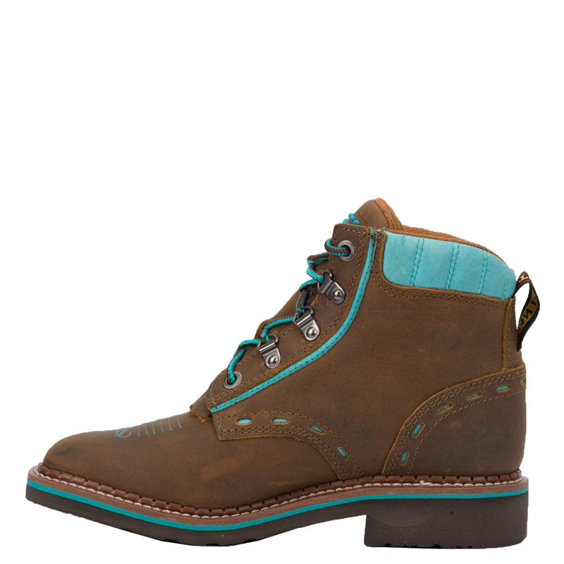 JANESVILLE LEATHER BOOT 13853997498410