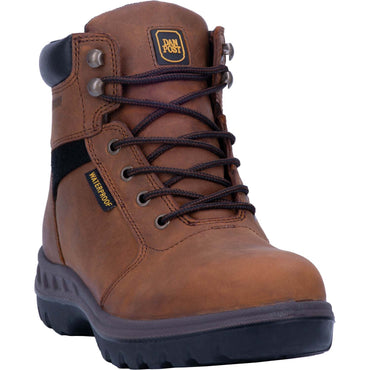 Angle 1, BURGESS-WATERPROOF STEEL TOE