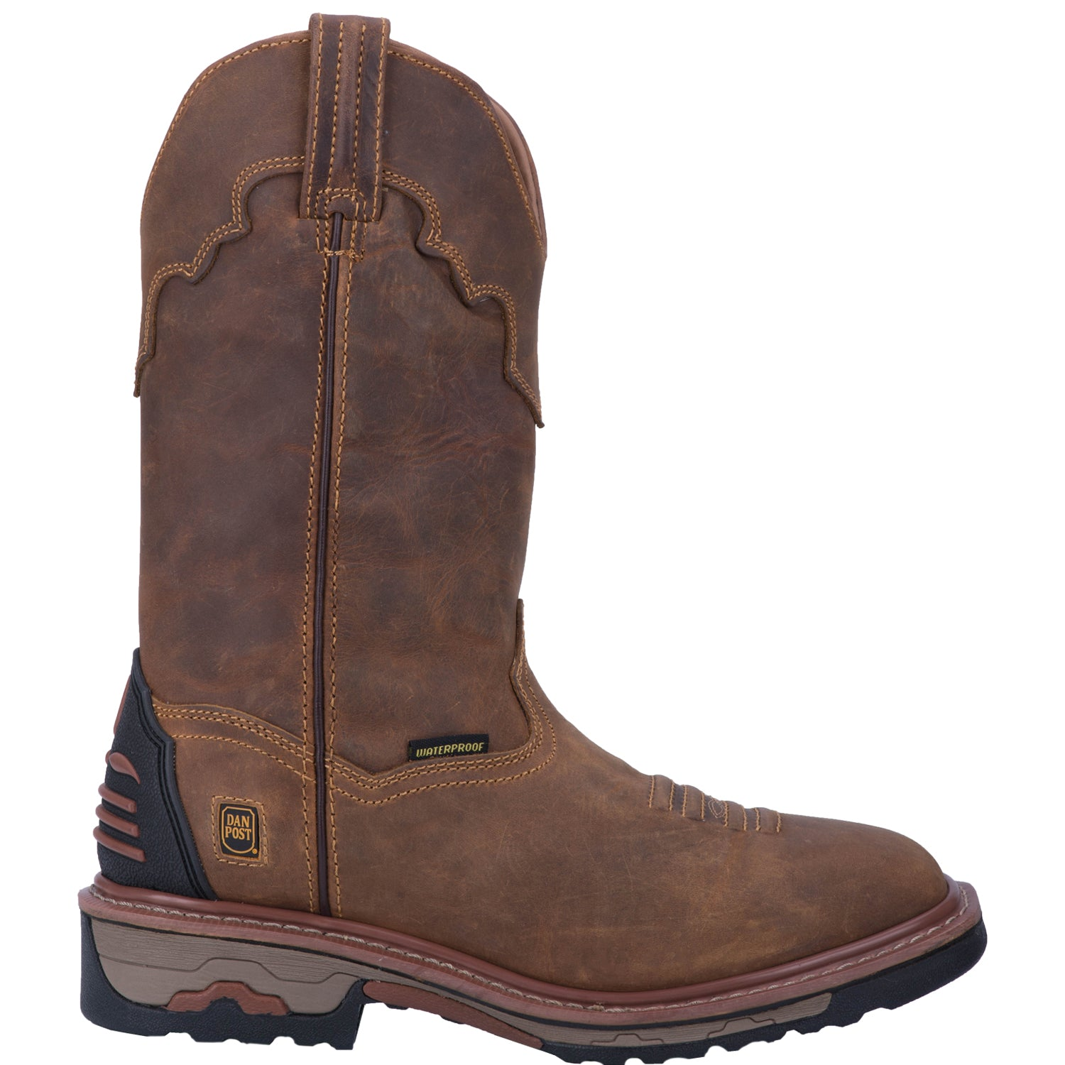 BLAYDE- WATERPROOF LEATHER BOOT 4194435498026