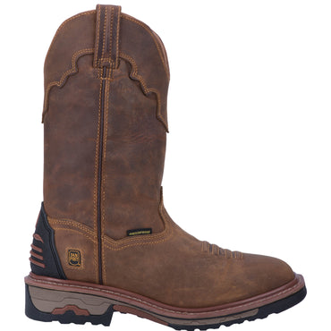 BLAYDE WATERPROOF STEEL TOE LEATHER BOOT