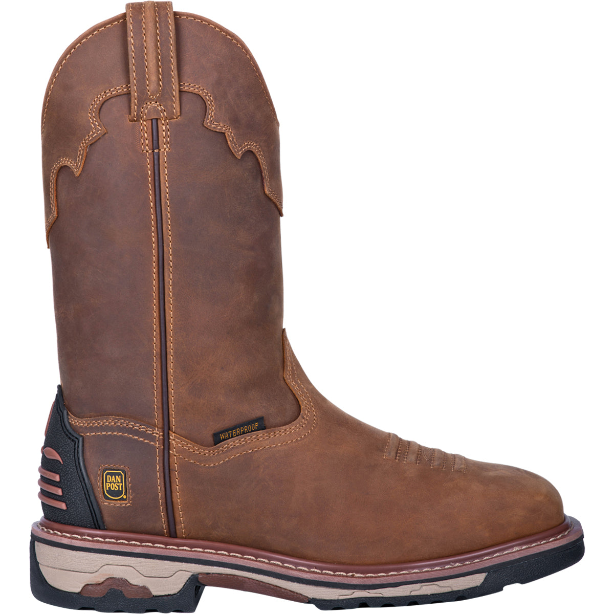 BLAYDE WATERPROOF STEEL TOE LEATHER BOOT 15521800290346