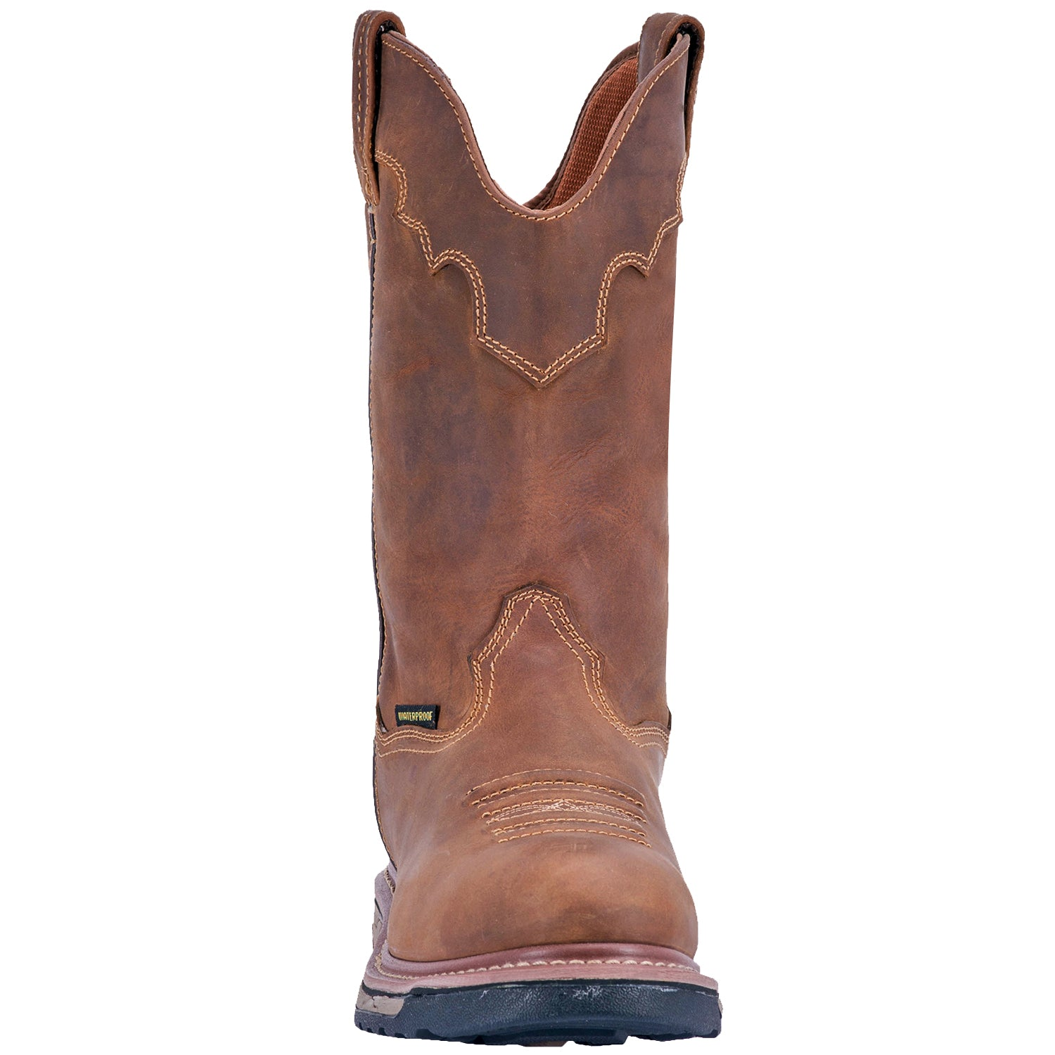 JOURNEYMAN LEATHER BOOT