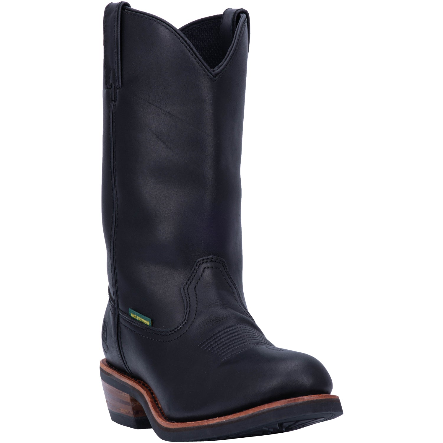 ALBUQUERQUE WATERPROOF LEATHER BOOT 4248832802858