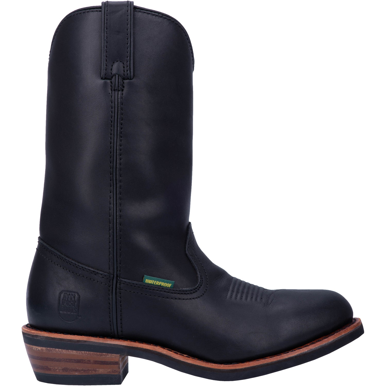ALBUQUERQUE WATERPROOF LEATHER BOOT 4248832835626