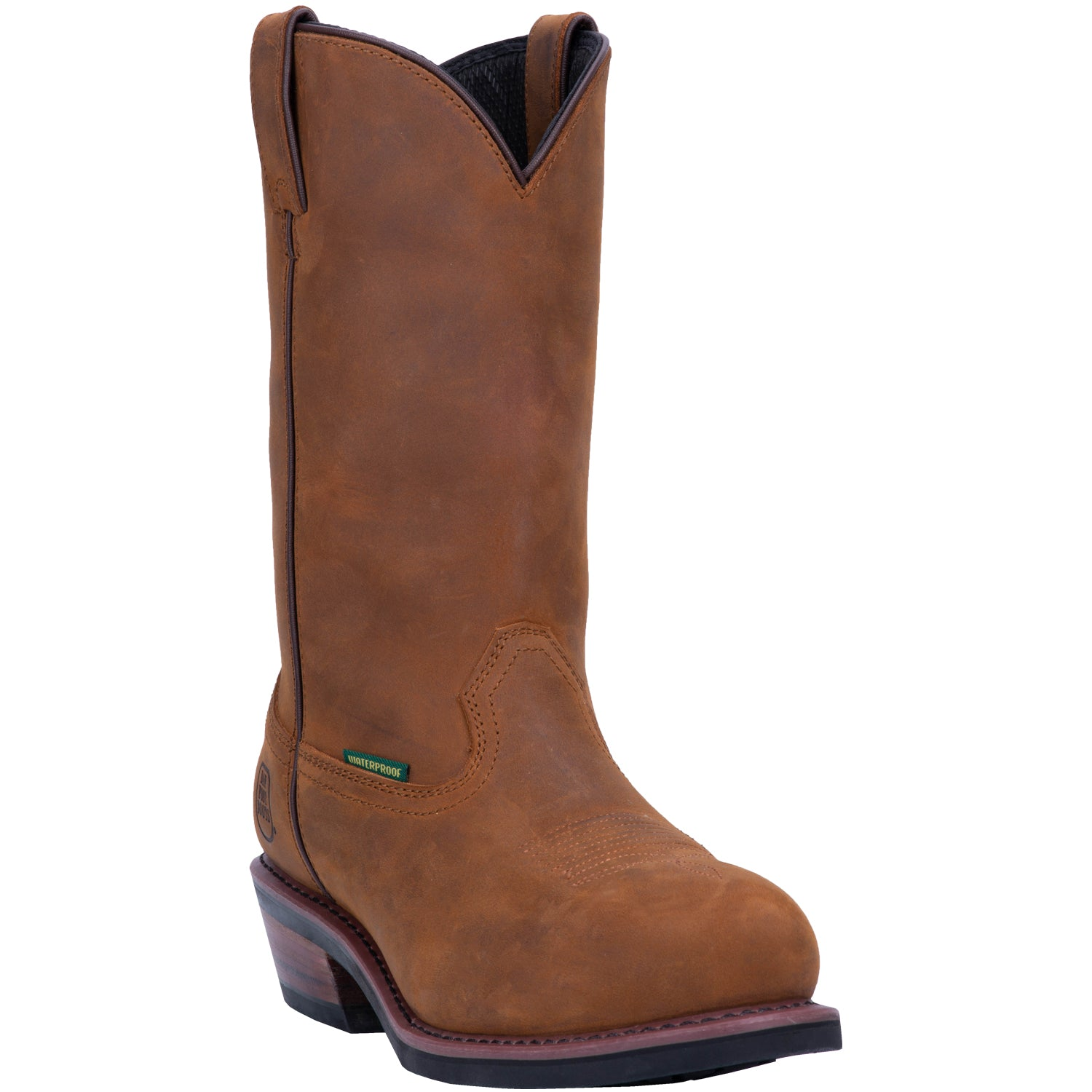 ALBUQUERQUE WATERPROOF LEATHER BOOT 15521805041706