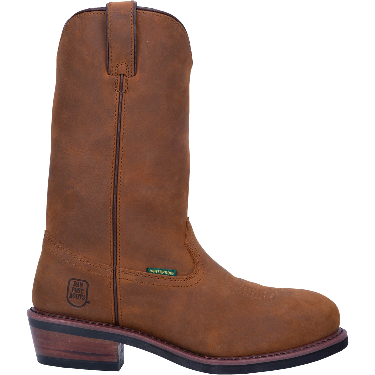ALBUQUERQUE WATERPROOF LEATHER BOOT 15521805074474