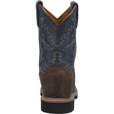 Angle 4, BRANTLEY LEATHER CHILDREN'S BOOT