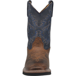 BRANTLEY LEATHER CHILDREN'S BOOT - Dan Post Boots