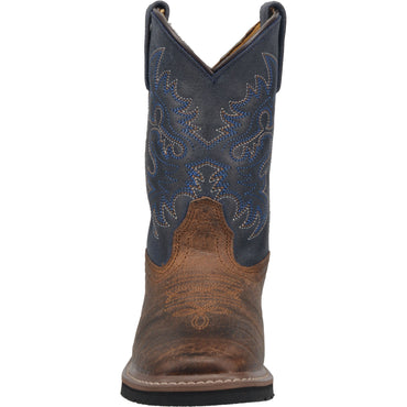 Angle 5, BRANTLEY LEATHER CHILDREN'S BOOT