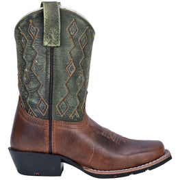 TEDDY LEATHER YOUTH BOOT - Dan Post Boots