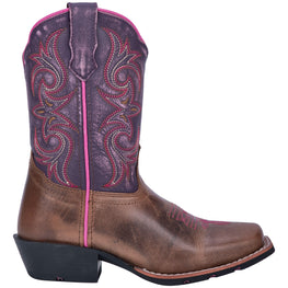 MAJESTY LEATHER YOUTH BOOT - Dan Post Boots