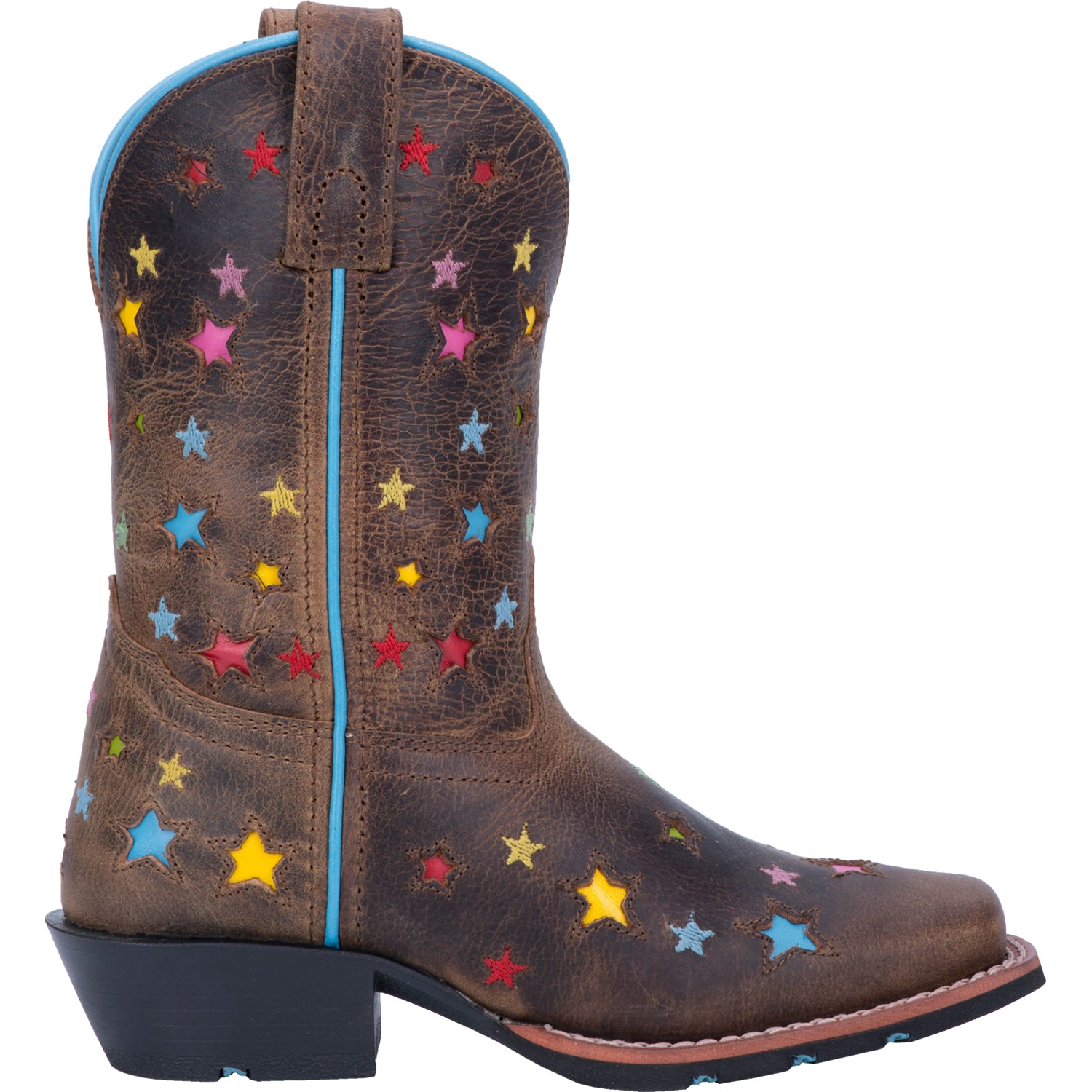 STARLETT LEATHER CHILDREN'S BOOT 15521811300394