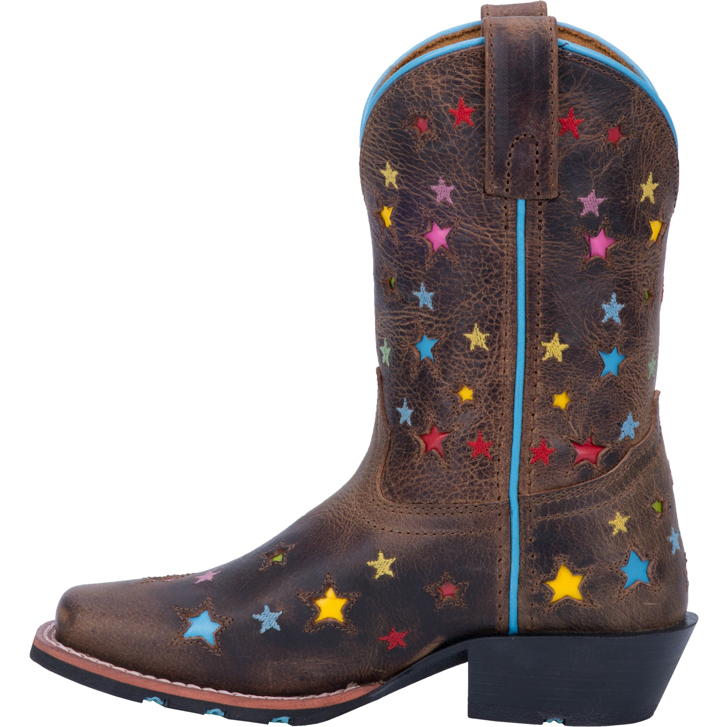 STARLETT LEATHER CHILDREN'S BOOT 4197205049386