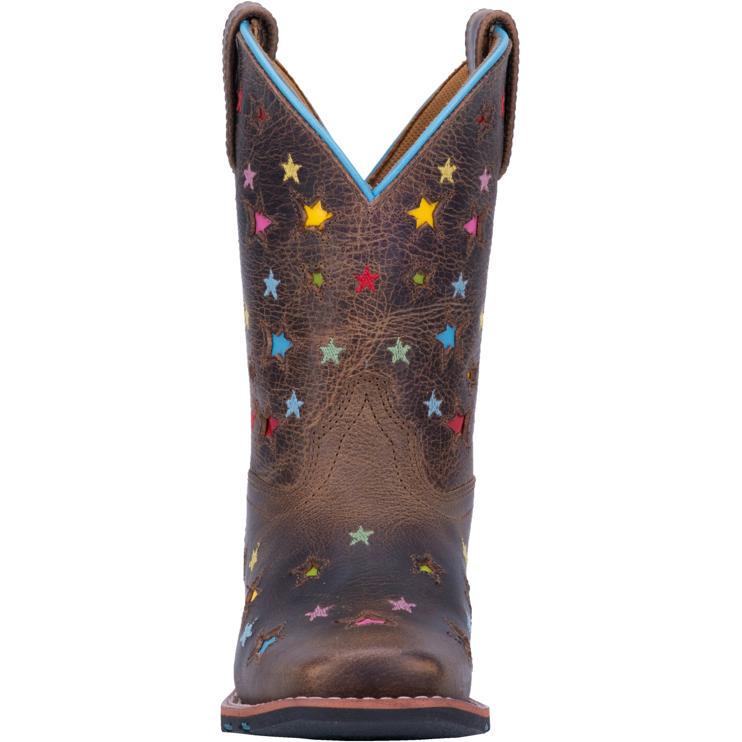 STARLETT LEATHER CHILDREN'S BOOT