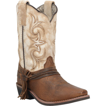 LIL' MYRA LEATHER YOUTH BOOT - Dan Post Boots