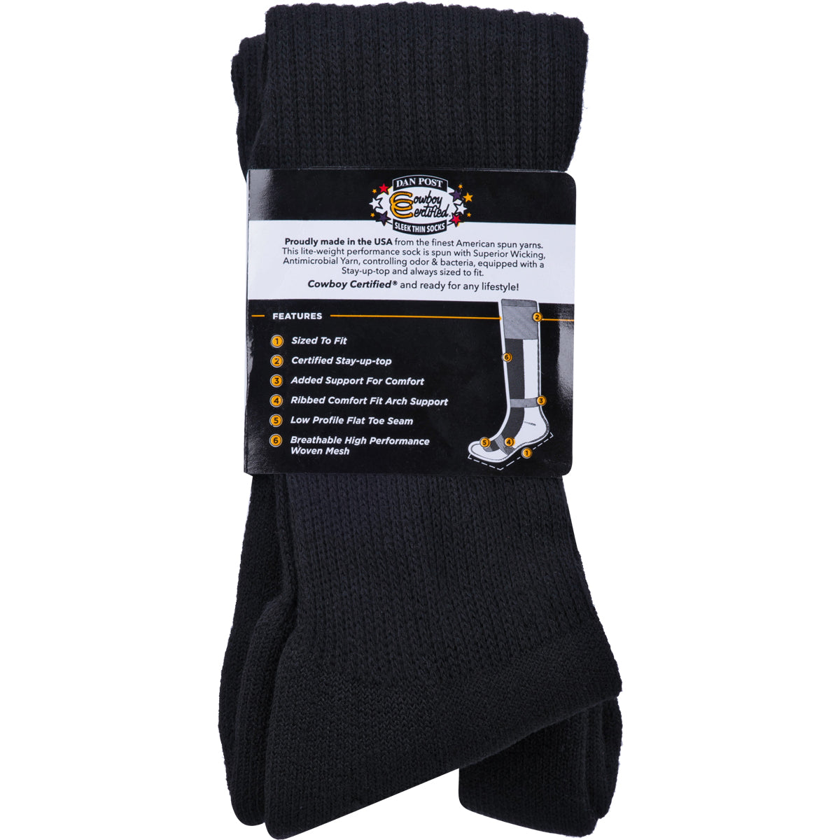 OVER THE CALF LITE SOCKS 13180297871402