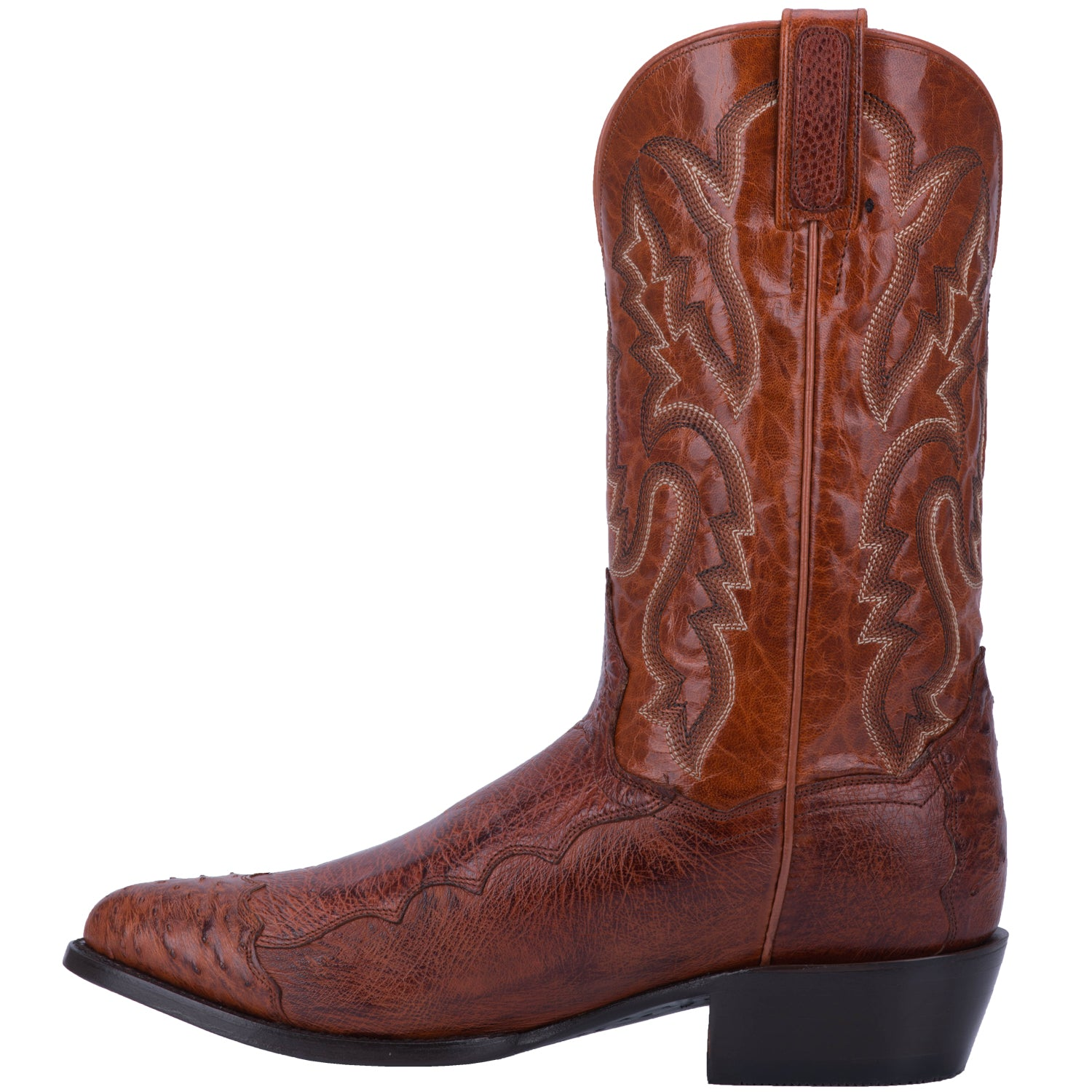 PUGH SMOOTH OSTRICH BOOT 4254074470442