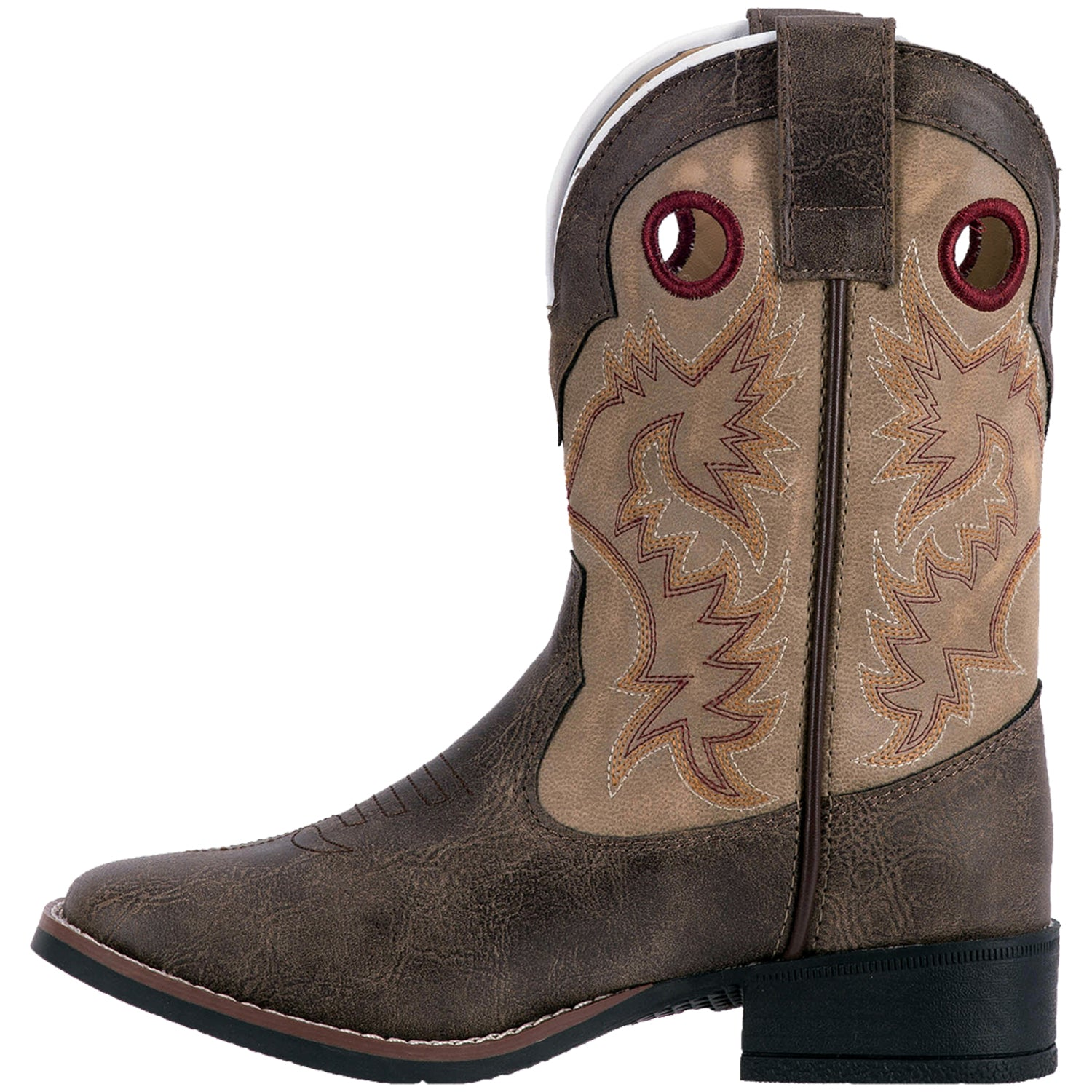 COLLARED CHILDREN'S BOOT
