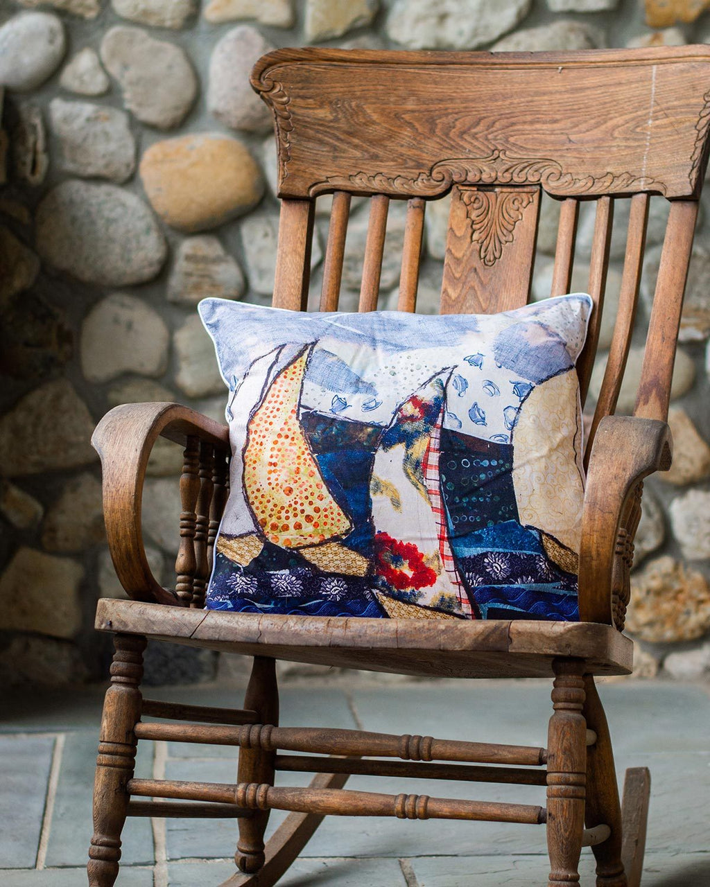 Sail Boats Pillow