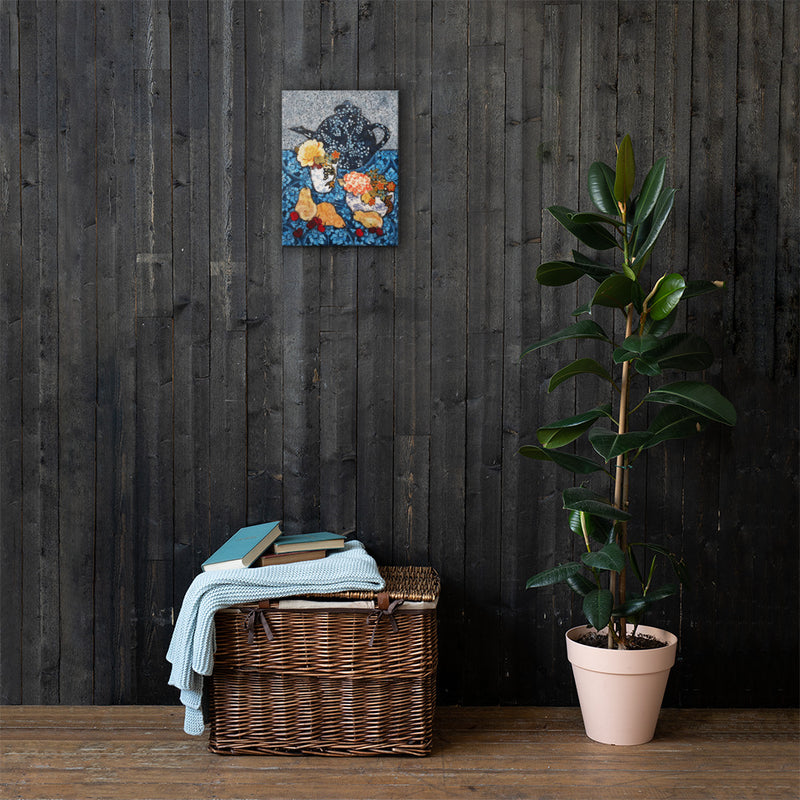 Pears on Gallery Wrap Canvas