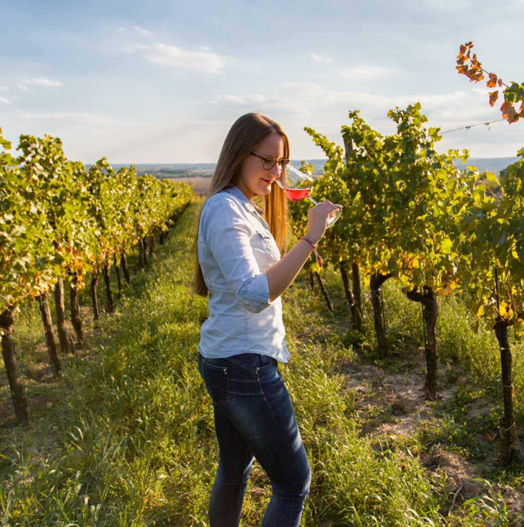 about our winemakers