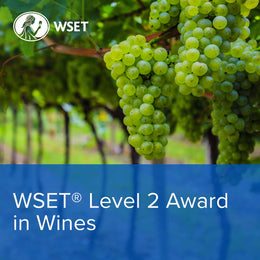 WSET Level 2 Online: The Wines