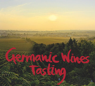 Germanic Wines: Humble Grape Battersea