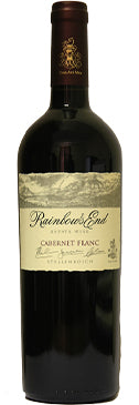 Rainbow's End Cabernet Franc, 2017, Stellenbosch, South Africa