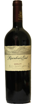 Rainbow's End Merlot, 2017 Stellenbosch, South Africa