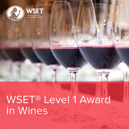 WSET Level 1 Online: The Wines