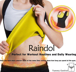 Womens Body Shaper Fat Burner Tank Top