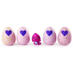 Hatchimals CollEGGtibles Season 2 - 4-Pack + Bonus (Styles & Colors May Vary)