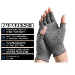 Arthritis Gloves – Say Goodbye to Pain