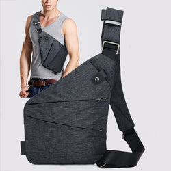 Messenger Bag Anti-theft Waterproof for Travel Sports