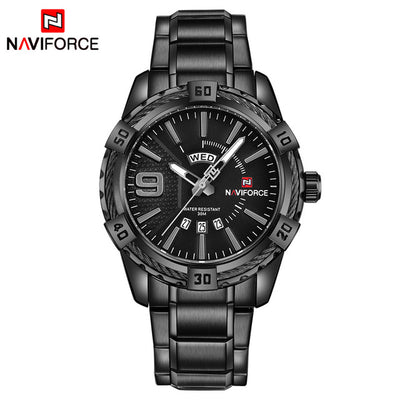 Luxury Men's Waterproof Nautical Watch