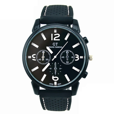 "Grand Touring ""GT"" Mens' Racing Watch"
