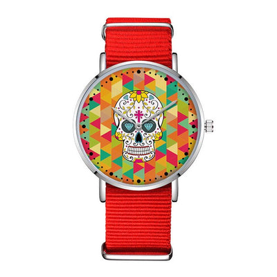 FREE SKULL DISPLAY WATCH GIVEAWAY *UNISEX