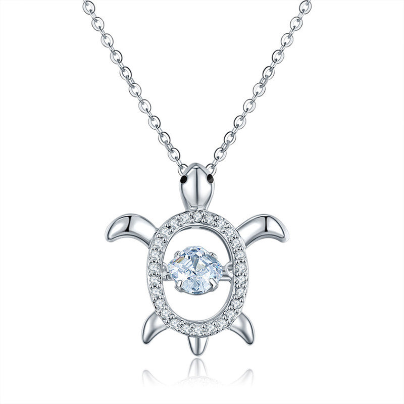 Turtle Necklace with Pendant