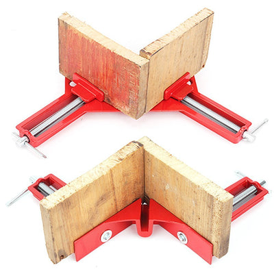 90 Degree Right Angle Miter Corner Clamp Picture Frame Holder Woodwork 3 Inch *4 PACK