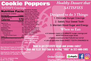 Sampler 12 Pack (Cookie Poppers)