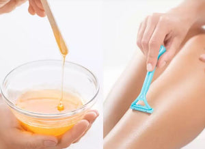 Waxing vs Shaving: What is better?