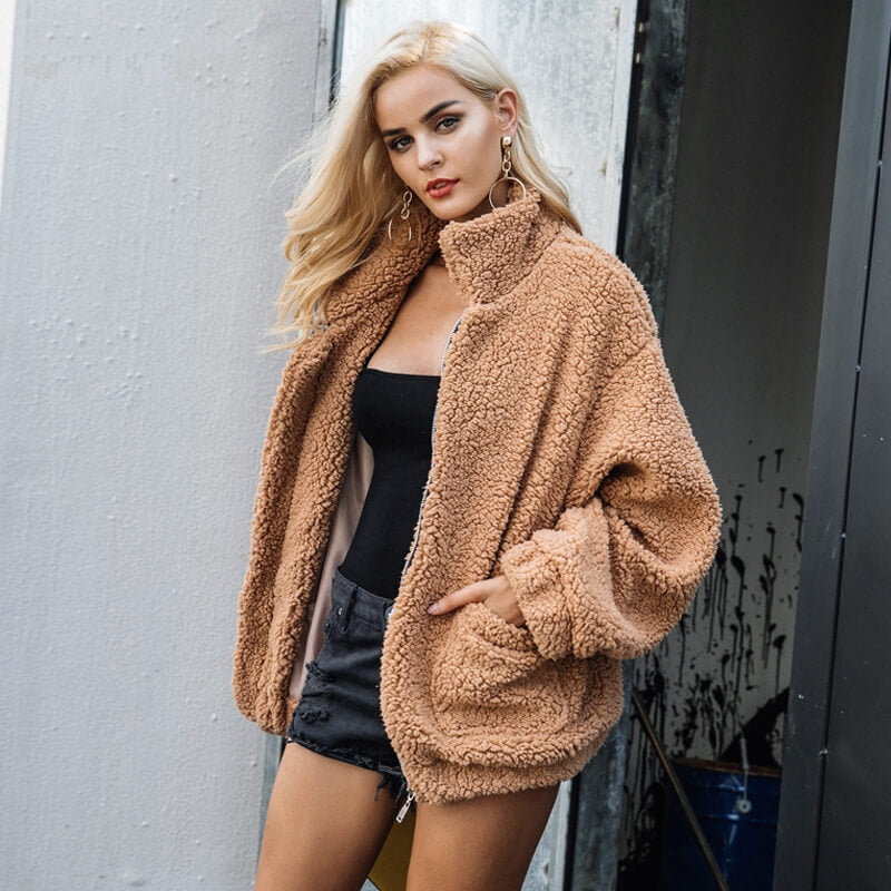 Harper - Casual Oversized Jacket