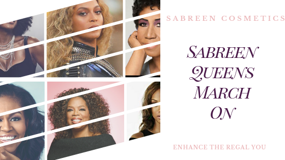 Sabreen Queens March On!