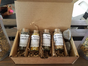 Single Herb Tea Gift Set